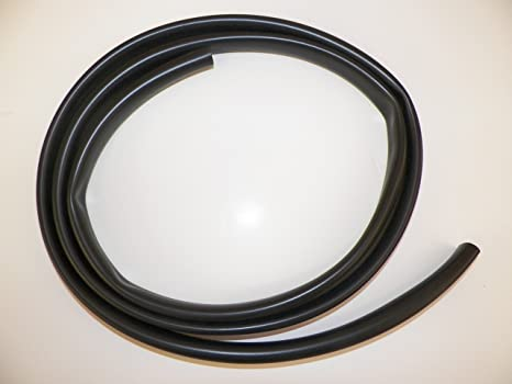 Fabulous Amazon Com Pvc Black Tube Sleeve For Wire 10 Feet Harness Wiring Cloud Hisonuggs Outletorg