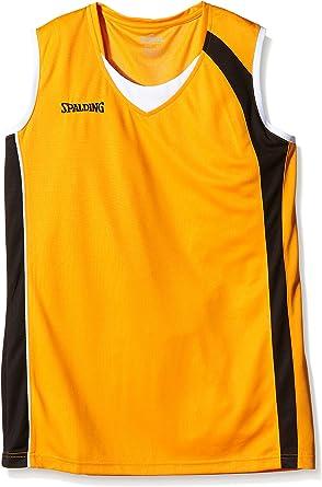 Spalding 4her - Camiseta de Baloncesto para Mujer, Color Azul ...
