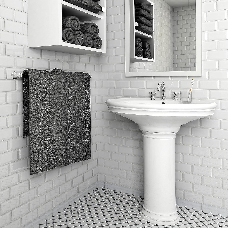 Somertile wxr3psbw pente subway beveled ceramic wall tile 3 x 6 somertile wxr3psbw pente subway beveled ceramic wall tile 3 x 6 glossy white amazon dailygadgetfo Choice Image