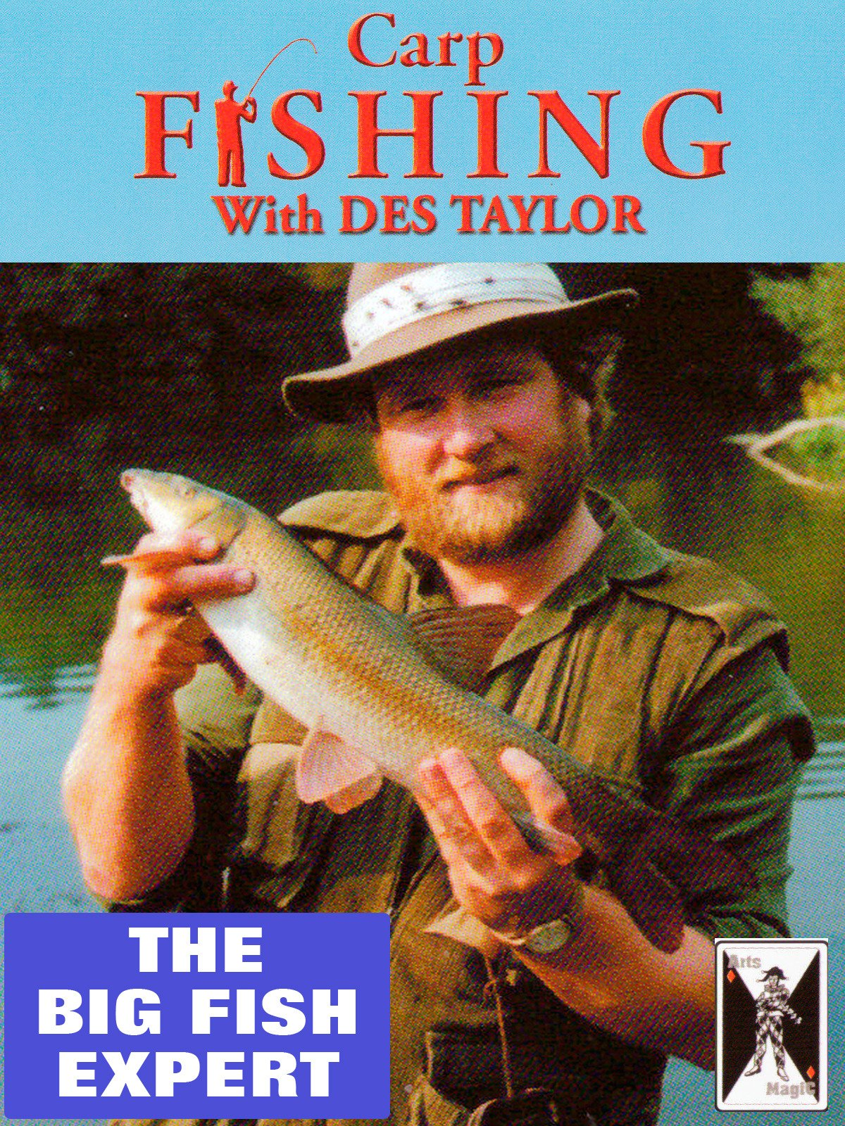Carp Fishing with Des Taylor on Amazon Prime Video UK