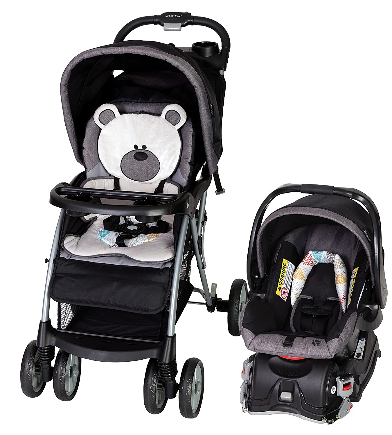Baby Trend Venture Mate Travel System, Cuddle Cub TS23A88B