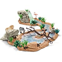 Schleich SC42321 Big Adventure at The Waterhole Playset