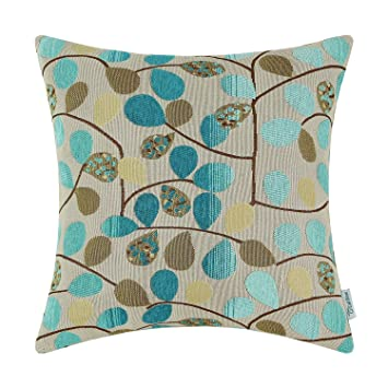 Couch Cushion Covers Amazon: Amazon com  CaliTime Cushion Cover Throw Pillow Case Shell for    ,