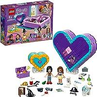 LEGO Friends - La boîte des cœurs de l'amitié - 41359 - Jeu de construction