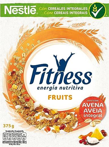 Nestlé Fitness - Cereales de Trigo Integral y Arroz Tostados con ...