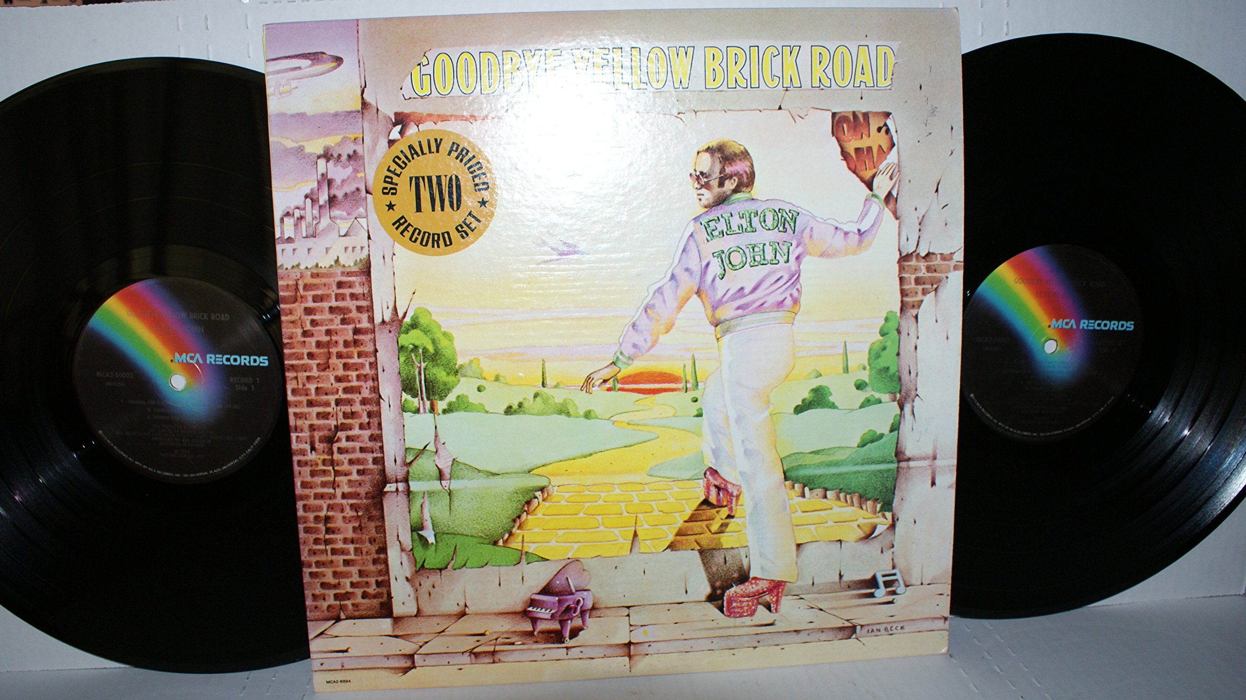 Goodbye Yellow Brick Road [Vinyl] by Mca