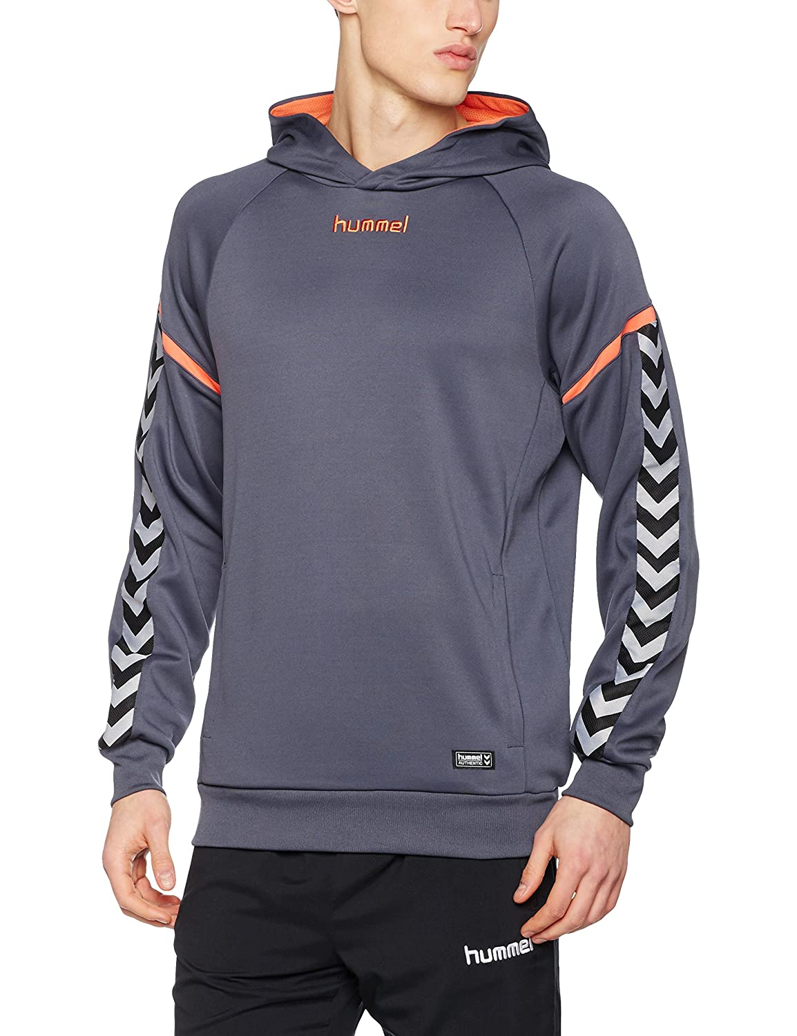 TALLA 2XL. hummel AUTH Charge Poly Hoodie