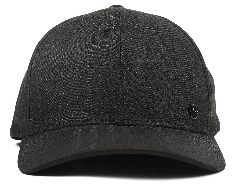 85d79797570 No Bad Ideas Jordan II Flexfit Hat Black at Amazon Men s Clothing store