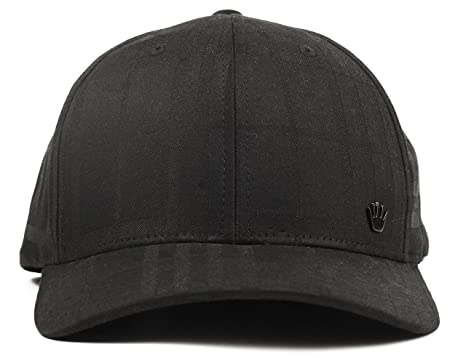 1dbe23287ad5 No Bad Ideas Jordan II Flexfit Hat Black at Amazon Men s Clothing store