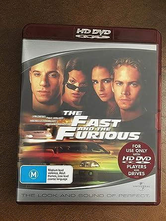 Fast and the Furious, The [Region B] (Audio españ