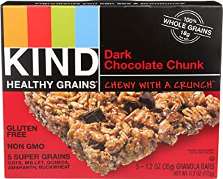 product image for Kind, Dark Chocolate Chunk Granloa Bar, 1.2 Ounce, 5 Count