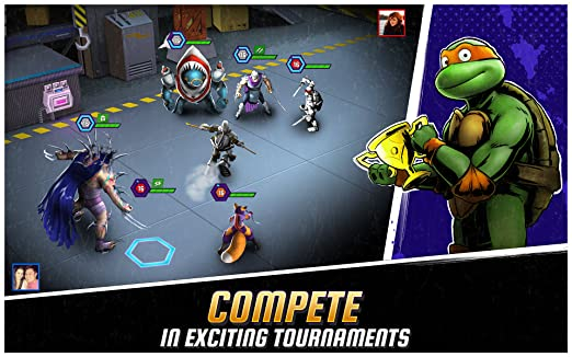 Amazon.com: Teenage Mutant Ninja Turtles: Legends: Appstore ...