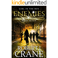 Enemies (The Girl in the Box Book 7) book cover