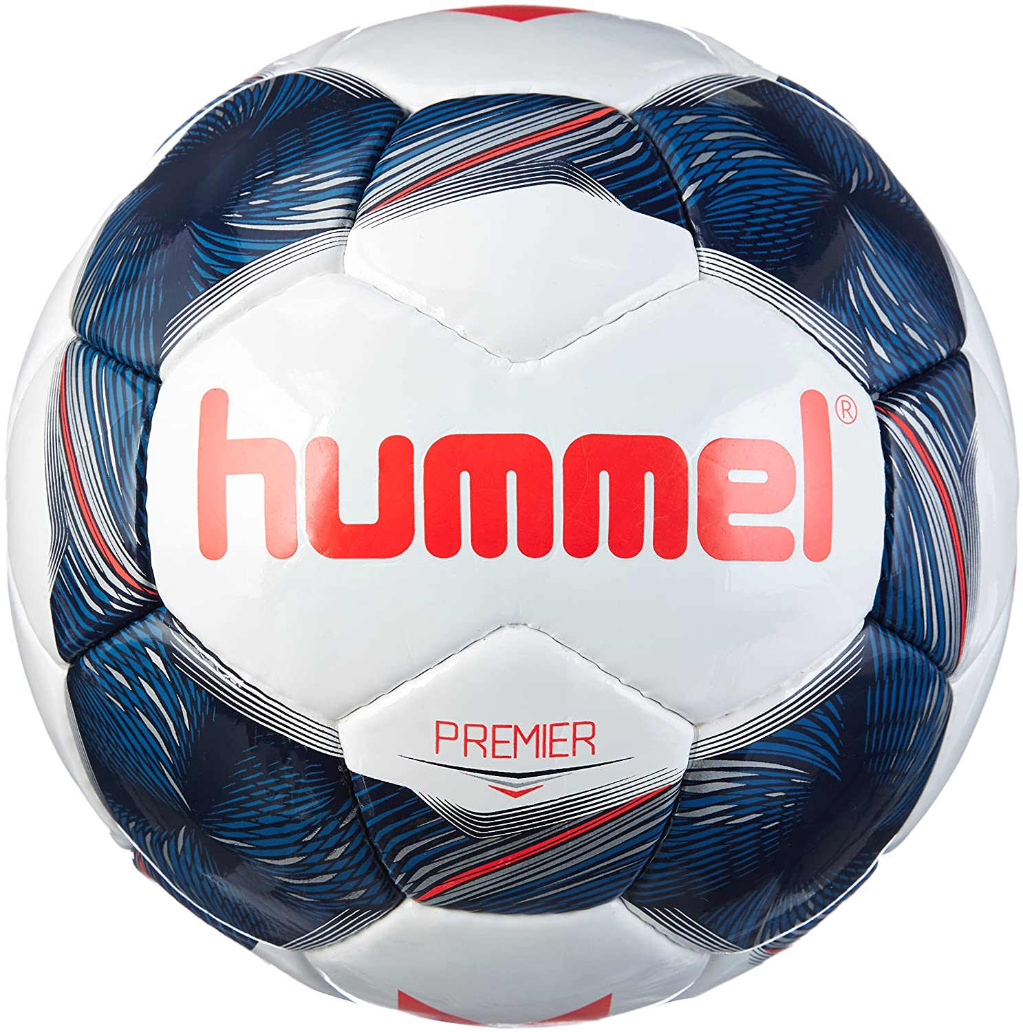 hummel Premier FB Ball, Unisex Adulto: Amazon.es: Deportes y aire ...