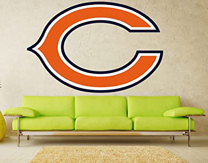 Chicago Bears sticker Chicago Bears decal Chicago Bears decal Chicago Bears sticker & Amazon.com: Chicago Bears sticker Chicago Bears decal Chicago ...