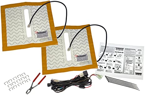 91sZeQk4eEL._SX466_ amazon com dorman 628 040 universal seat heater kit automotive