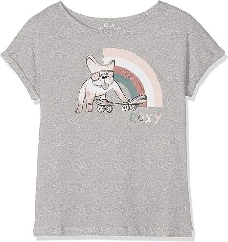 Pegasus Minilady Vestito estivo da bambina con unicorno motivo: Parigi spiaggia
