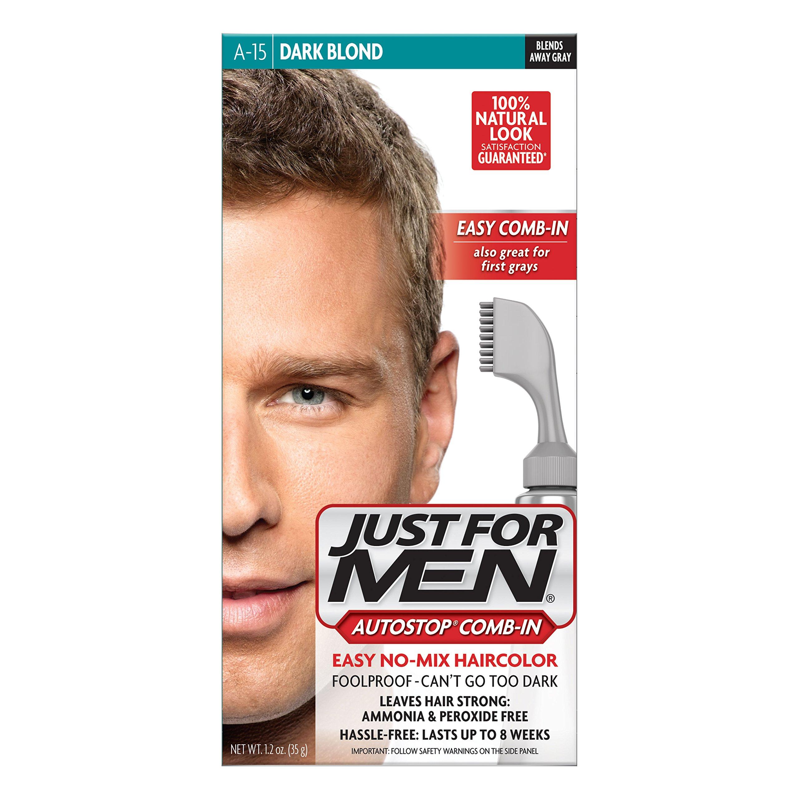 Amazon Just For Men Autostop Haircolor Dark Blond A 15 4