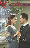 Cowgirl Under the Mistletoe (Four Stones Ranch)