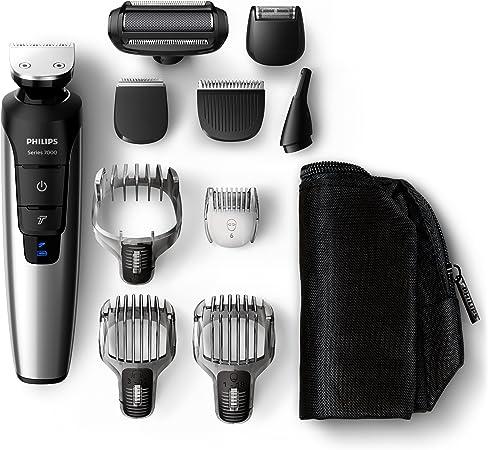 Philips QG3398/15 Serie 7000 PRO - Recortador barba, cabello y ...
