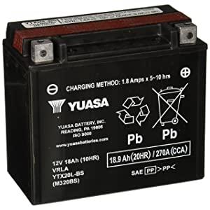 yuasa battery chart top 5 best rated in reviews. Black Bedroom Furniture Sets. Home Design Ideas