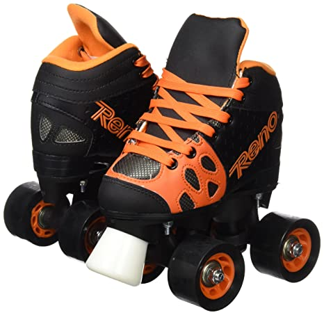 N Reno Da Flash HockeyNeroarancioneTaglia Pattini Kids 'patin v8Nn0wm