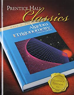 Calculus concepts and applications paul a foerster 9781559536547 algebra and trigonometry functions and applications prentice hall classics fandeluxe Gallery