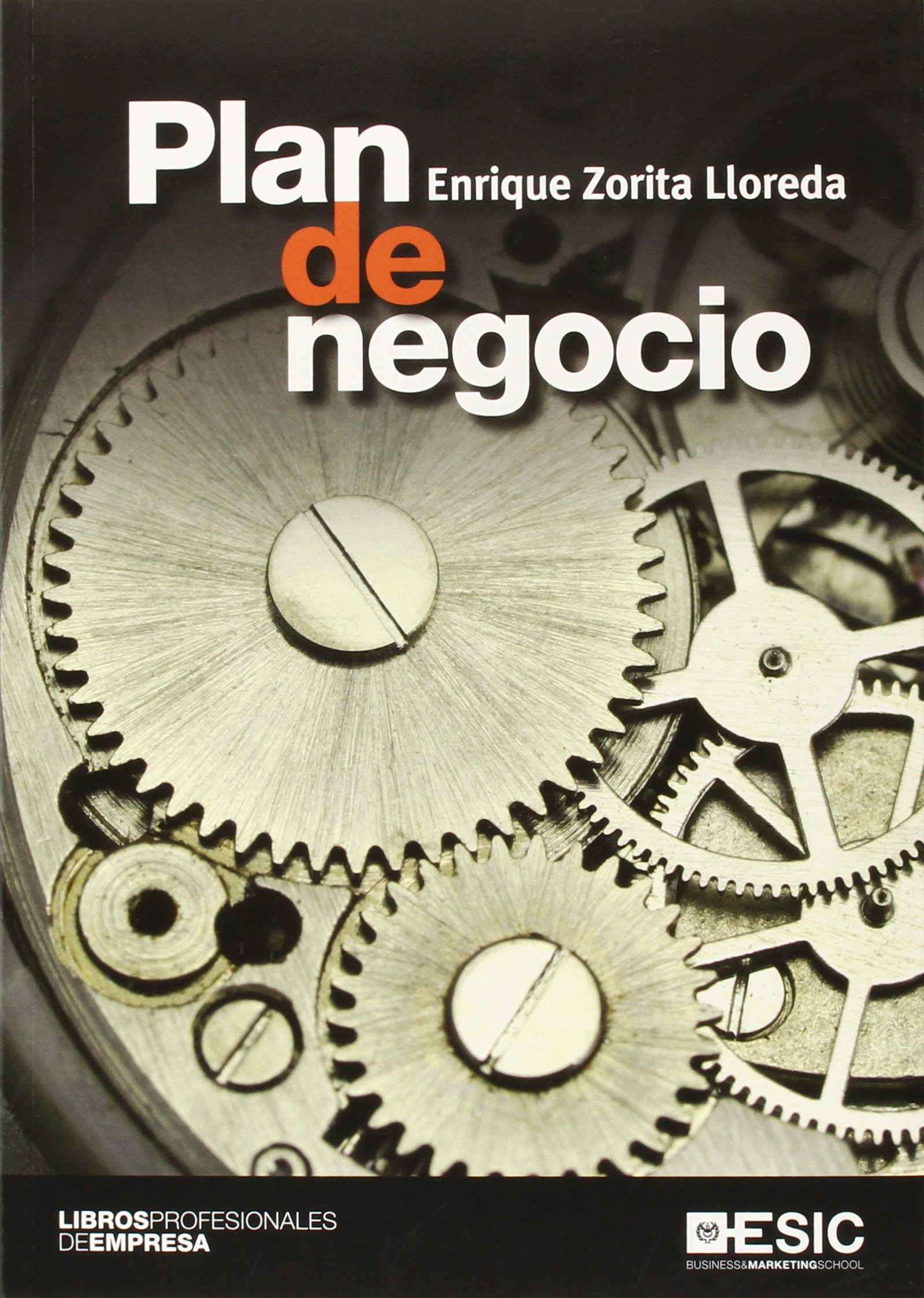plan de negocio libros profesionales amazon es enrique zorita