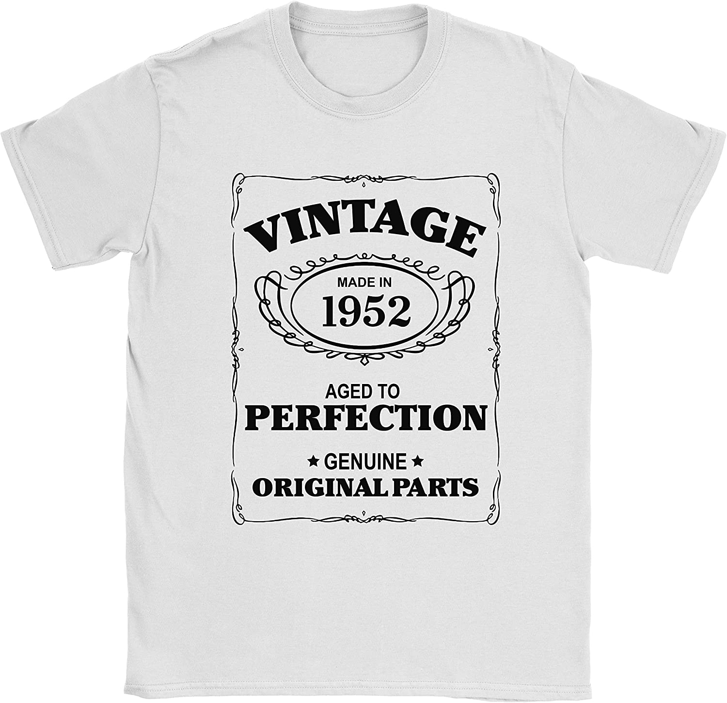 Birthday Tshirt Aged To Perfection Made in 1952 EXCELLENT GIFT IDEA S//M//L//XL//XXL