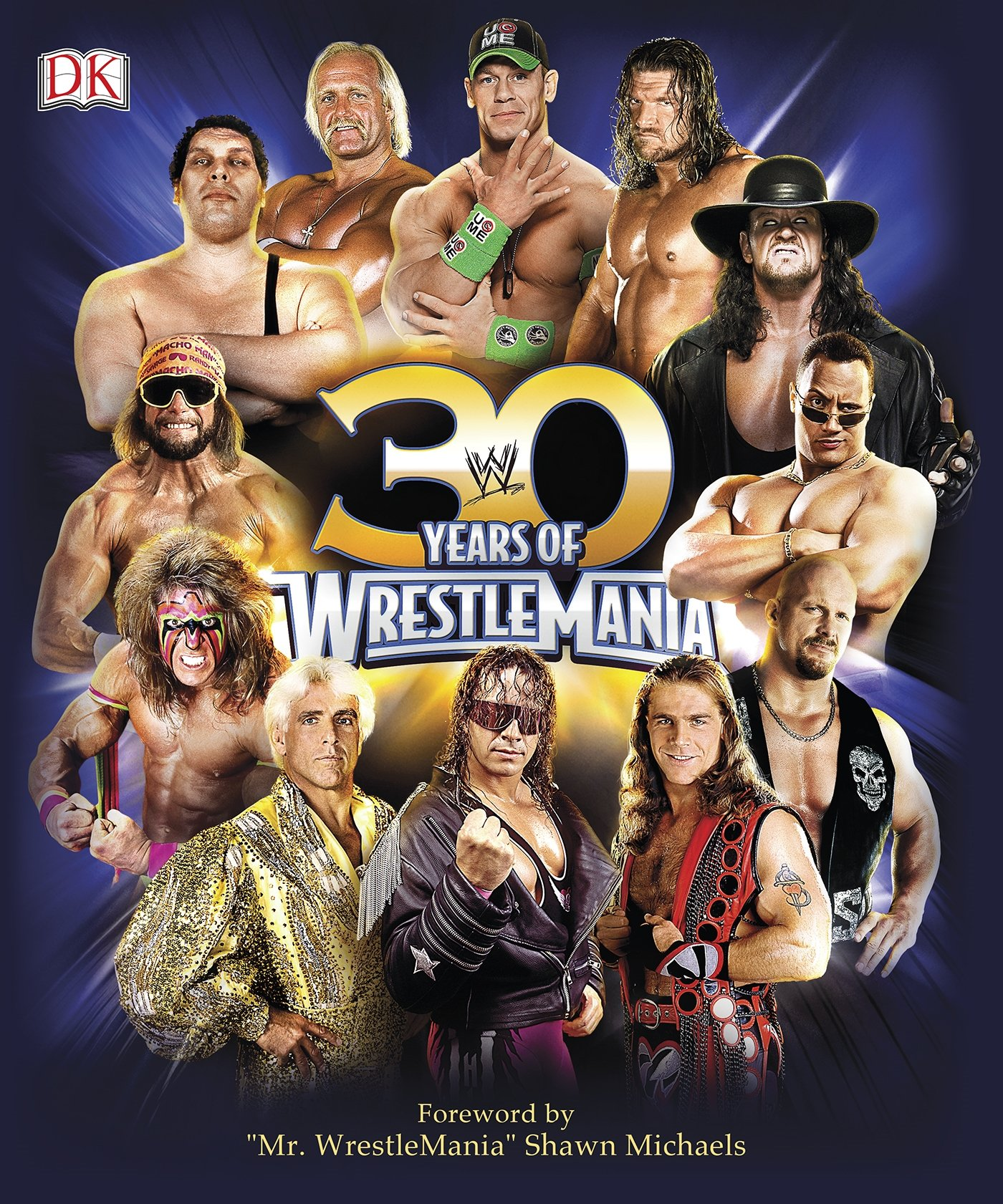 30 Years WrestleMania Brian Shields product image