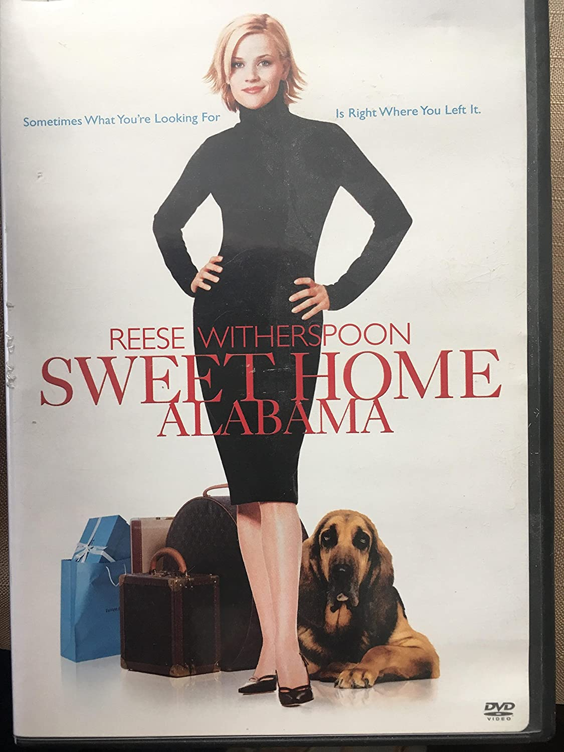 Sweet Home Alabama (DVD / WS 2.35 Anamorphic / DD 5.1 / FR-DUB) Reese Witherspoon; Patrick Dempsey; Josh Lucas; Fred Ward; Mary Kay Place; Ethan Embry; Jean Smart; Rhona Mitra; Candice Bergen; Katherine Towne