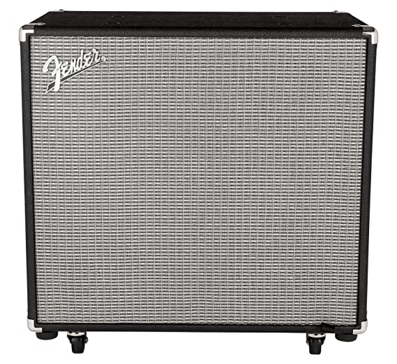 Amazon.com: Fender Rumble 115 CABINET V3 with Performance Series Instrument Cables for electric guitar, bass guitar, electric mandolin, pro audio: Musical ...