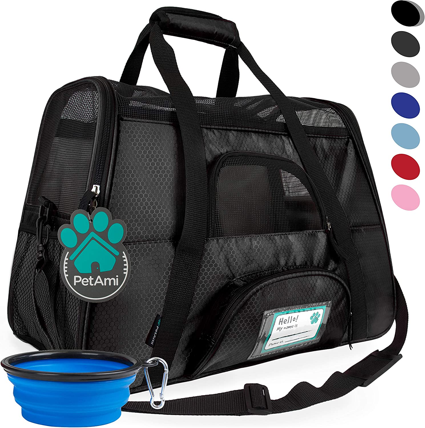 Top 10 Best Cat Carriers For Nervous Cats [Updated November 2020] 4