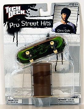 Tech Deck - 38344 - 96 mm Fingerboard - Pro Street Hits ...