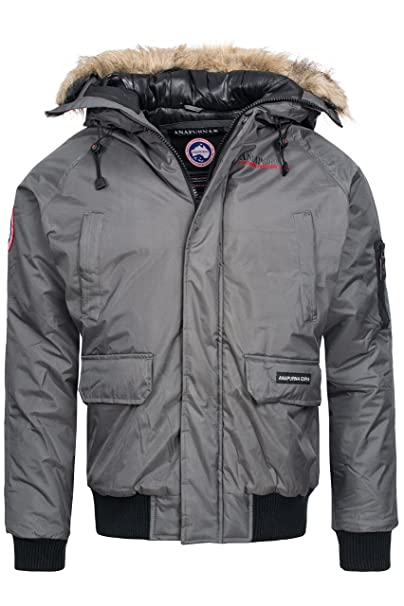 Chaqueta de invierno | Anorak | Función chaqueta Bones para hombre de Anapurna – Cazadora de
