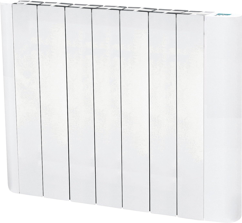 energytech dtca-1200 Radiador eléctrico de corazón de hervidor de cerámica color blanco: Amazon.es: Bricolaje y herramientas