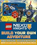 LEGO NEXO KNIGHTS Build Your Own Adventure: With Minifigure and exclusive model (Lego Build Your Own Adventure)