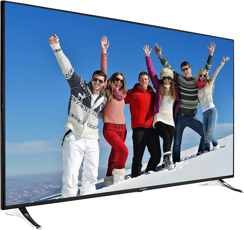 Televisor Telefunken L65F249I3C de 165 cm 65 pulgadas Full HD, sintonizador triple, Smart TV: Amazon.es: Libros