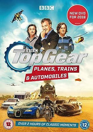 Top Gear - Planes Trains And Automobiles Edizione: Regno Unito Italia DVD: Amazon.es: Cine y Series TV