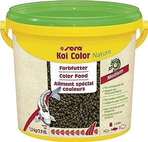 Sera 7022 KOI Color Medium 3.800 ml Pet Food, One Size