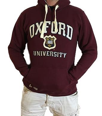 Sudadera con Capucha Oficial de la Universidad de Oxford - Ropa Oficial de la Universidad Famosa de Oxford: Amazon.es: Ropa y accesorios