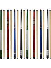 Cue Sticks Amazon Com Pool Amp Billiards