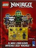 Il maxi libro gioco. Lego Ninjago. Con gadget