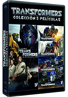 Duopack: Piratas Del Caribe - Volúmenes 1-5 [DVD]: Amazon.es ...