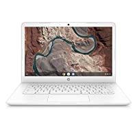 Deals on HP Chromebook 14-db0020nr 14-inch Laptop w/ AMD Dual-Core