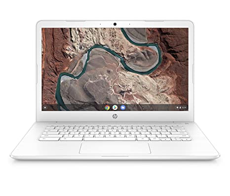 Amazon com: HP Chromebook 14-inch Laptop with 180-Degree