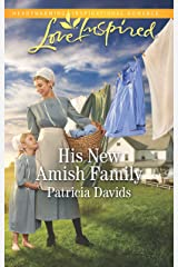 His New Amish Family (The Amish Bachelors) Kindle Edition
