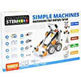 Engino Discovering STEM Simple Machines Mechanisms That Multiply Force Construction Kit