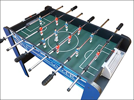 Mightymast Leisure Kids Shooter Cuadro de fútbol, Azul, 3 m ...