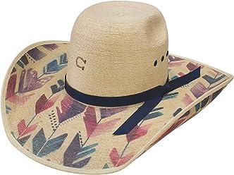 2bfa999a75c9e Charlie 1 Horse CSSTAW-8844 Straight Arrow Hat